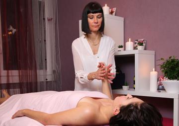 Le massage bien-être - Chantal Pépiot - Massage Bien-Être - Besançon